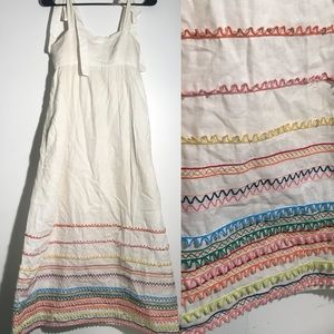 SS18 Zimmermann Dress